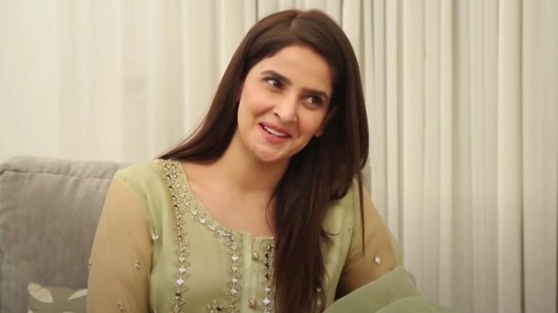 Saba Kamar new video