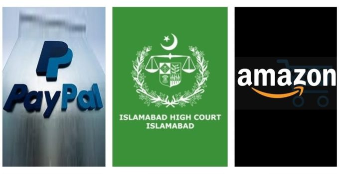IHC offers Amazon and PayPal in Pakistan