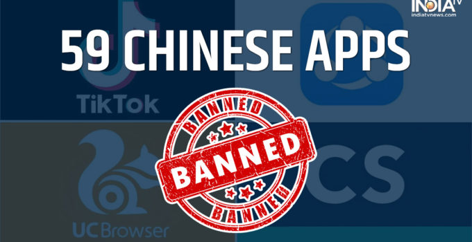 Tik Tok, Shen, Madad and 59 Other Chinese Apps Banned in India