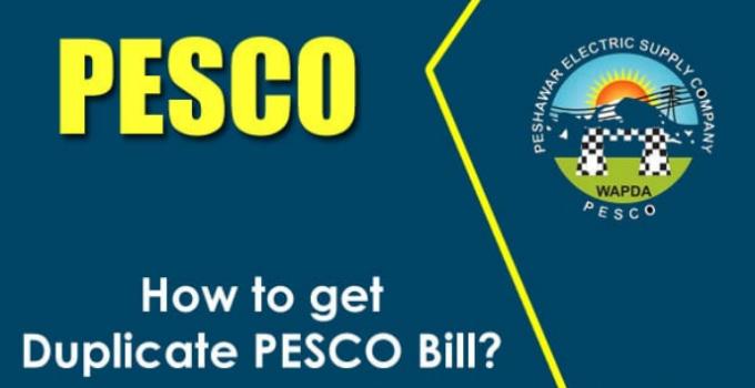 PESCO Bill